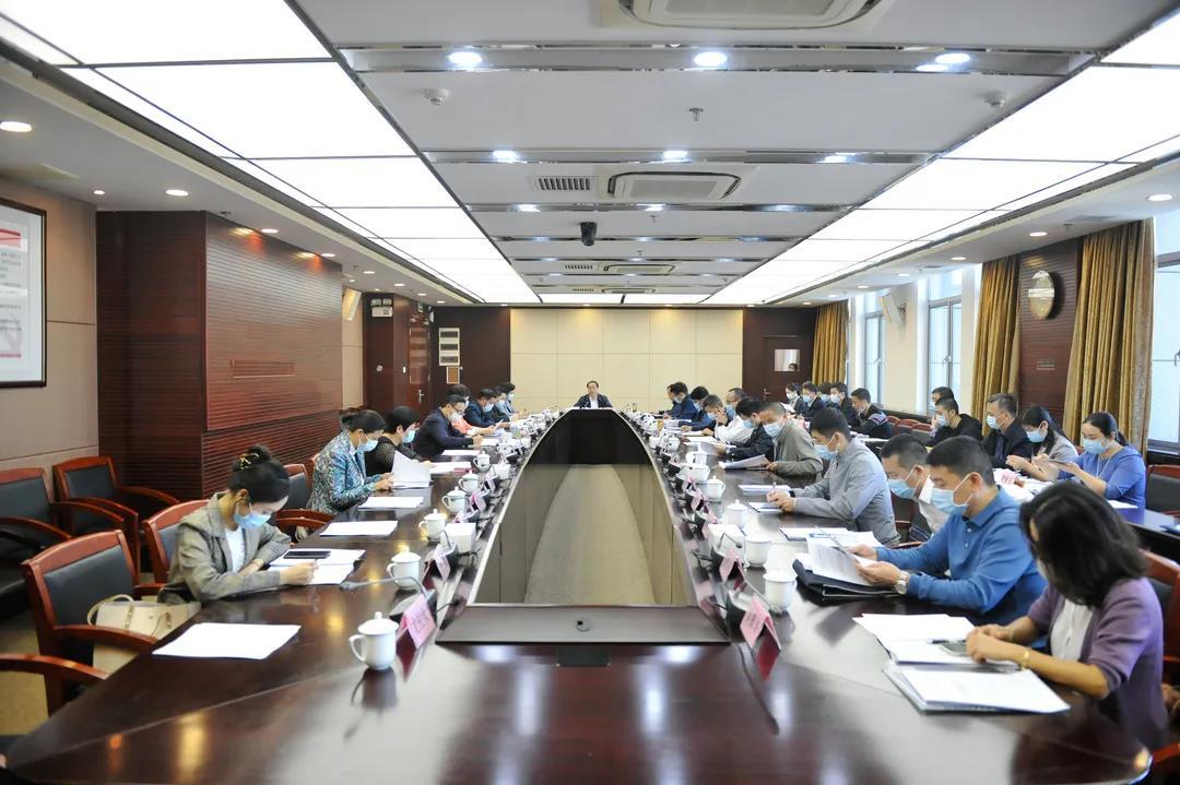 广东省召开反不正当竞争部门间联席会议第一次全体会议
